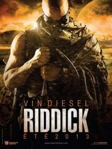 Riddick Movie Poster 2013